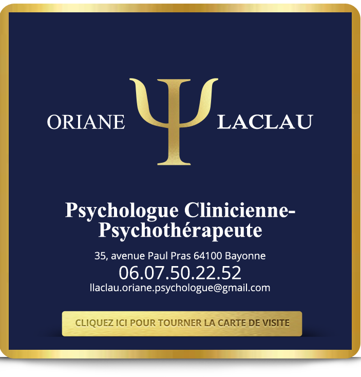Psychologue Oriane Laclau FLOIRAC